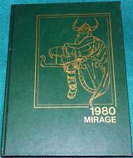 1980 HOLTVILLE, CA, HIGH SCHOOL YEARBOOK:THE MIRAGE