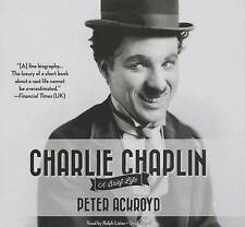 NEW Charlie Chaplin: A Brief Life by Peter Ackroyd