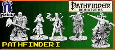 Reaper Miniatures - Bones 3 Kickstarter - Pathfinder I (5 Miniatures)