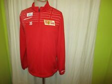 1.FC Union Berlin uhlsport Spieler Freizeit-Training Zipper/Jacke + Nr.35 Gr.M