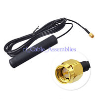 10X 2 dbi GSM/UMTS/HSPA/CDMA Antenna 824-960Mhz 1710-1990Mhz SMA male connector