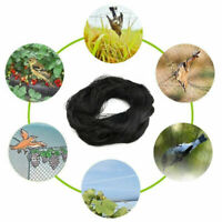 Black/White/Green Orchard Crop Netting Anti Bird Poultry Avian Fowl Net Mesh Wed