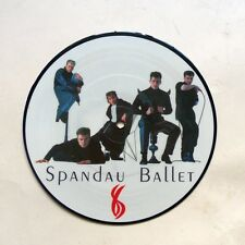 "Spandau Ballet Through The Barricades 7"" Picture Disc in PVC sleeve"