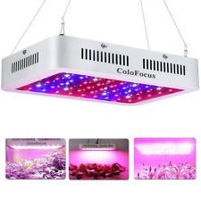 ColoFocus 600W LED Grow Light Full Spectrum LED Panel Lamp for Hydroponic Plant