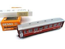 BEMO 3261 Bernina métaux légers voiture 2. Classe B 2453 RhB Rhätische Bahn HOM (A)