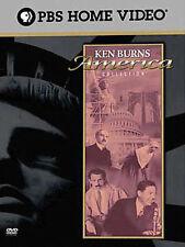 KEN BURNS AMERICA COLLECTION (DVD, 2004, 7-Disc Set) - NEW