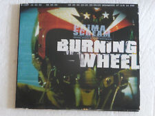 Primal Scream: Burning wheel (Deleted 4 track CD Single in Digipack Sleeve)