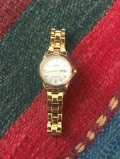 Orologio dorato ANNE KLEIN golden watch