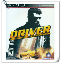 PS3 Driver: San Francisco SONY PlayStation Games Ubisoft Racing