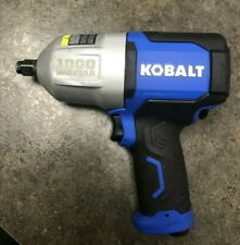 "KOBALT 1/2"" MAX 1000FT-LB IMPACT WRENCH SGY-AIR236 NEW NOS Air  pneumatic Hammer"