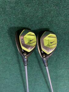 Nike Vapor LH 3&4 Adjustable Hybrid Set With Diamana Mitsubishi Shaft