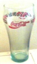 Set of Six (6) Coca-Cola Christmas Tumblers New, Mint, Original Wrap