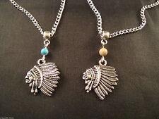 Silver Pendant Native American Jewellery