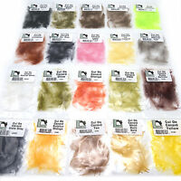 CDC FEATHERS - Hareline Fly Tying Cul de Canard Feathers in 20+ Colors NEW!