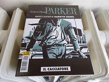 PARKER 1:IL CACCIATORE.RICHARD STARK'S.DARWYN COOKE.EDITORIALE COSMO 2017 NUOVO!