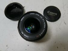 Canon Zoom EF-S 18-55mm F/ 3.5-5.6 Camera Lens