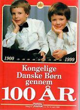 Royal Family Dänemark Denmark Kongelige Danske Born Königin Queen Margrethe