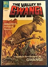 The Valley Of Gwangi  Dell Movie Classic 1969  Ray Harryhausen