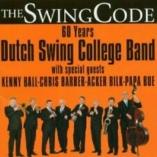 Dutch Swing College Band - The Swing Code:... - Dutch Swing College Band CD 94VG