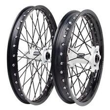 Yamaha YZ250F YZ250FX YZ450F YZ450FX Tusk Impact 21/18 Wheel Kit Black/White