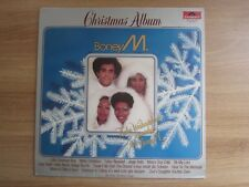 BONEY M - The Christmas Album  11 Tracks 1981 Korea Orig Vinyl LP