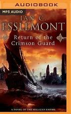 Return of the Crimson Guard (MP3)