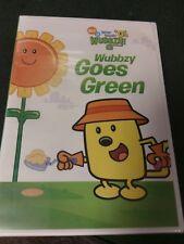 Wow Wow Wubbzy: Wubbzy Goes Green (DVD, 2010)