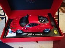 1/18 BBR 1827 Ferrari 458 Italia GT2 2011 Ltd. #019 of 200 pcs. /CMC EXOTO GMP