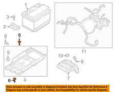 FORD OEM-Battery Tray Bolt W711508S442