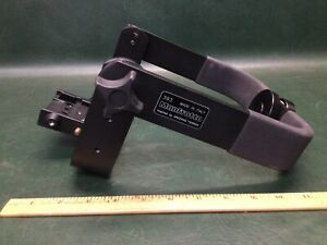 Manfrotto 393 Heavy Telephoto Lens Support ~ Made in Italy