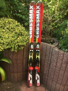 Ski Salomon Crossmax 150 mit Bindung Salomon S710