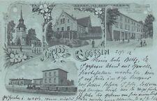 Lithographien vor 1914 aus Mecklenburg-Vorpommern