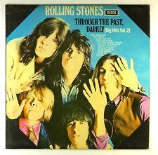 "12"" LP - The Rolling Stones - Past(Big Hits Vol. 2) - M1149 - Decca - blue Label"