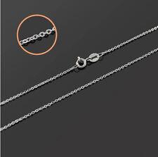 Kette Ankerkette cross chain Sterling Silber 925 Länge 45 cm Length 18 inch