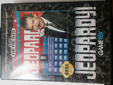 Jeopardy! game for the Sega Genesis EUC