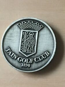Tain GC Double Sided Coin Ball Marker