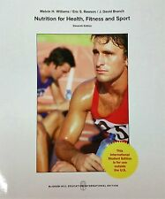 Nutrition for health, fitness n sport 11e by Williams & Anderson(Global Edition)