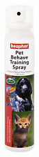 Beaphar Pet Behave 125ml Training Spray