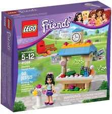 LEGO FRIENDS - EMMA'S TOURIST KIOSK WITH GIRL MINIFIGURE - SET 41098