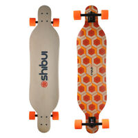 "SHIBUI ""THE KIKKO"" DOWNHILL LONGBOARD 40IN COMPLETE 70 – 51mm, 83A WHEELS"