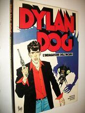 DYLAN DOG TIZIANO SCLAVI.L'INDAGATORE DELL'INCUBO.MONDADORI 1992 CARTONATO OK!