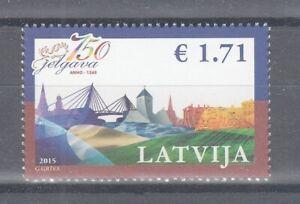 Lettland  938  -  750 Jahre Jelgava  ** (mnh)