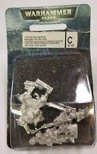Warhammer 40k Astra Militarum Vostroyan Snipers Blister Sealed NIB NEW **Metal**