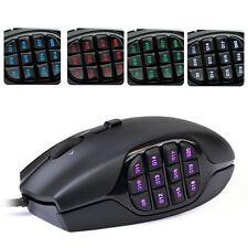 DEFEKT Logitech G600 Optische MMO-Gaming-Maus schnurgebunden USB, 20 Tasten