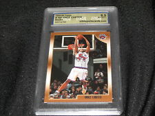 VINCE CARTER RAPTORS 1998 TOPPS #199 ROOKIE AUTHENTIC BASKETBALL CARD NM-MT 8.5
