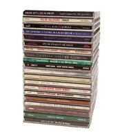 MIXED LOT OF 20 CDS ~ POP JAZZ BLUES ROCK ~ FRANK SINATRA MIKE OLDFIELD NATALIE
