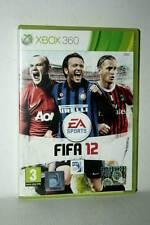 FIFA 12 GIOCO USATO OTTIMO STATO XBOX 360 EDIZIONE ITALIANA VBC 41173