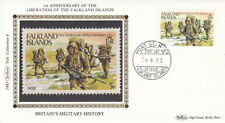 Military, War British First Day Covers Stamps