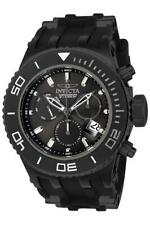 Invicta Subaqua Specialty 22367 Men's Round Black Analog Date Chronograph Watch