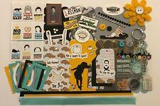 Seinfeld Custom Chipboard Mini Book Album DIY Kit Scrapbooking